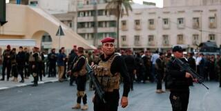 نیروهای امنیتی عراق،