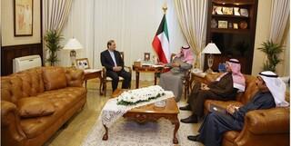 دیدار سفیر ایران