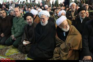 تشییع و اقامه نماز بر پیکر سردار بزرگ سپهبد شهید حاج قاسم سلیمانی و شهیدان مقاومت