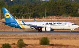 هواپیمای بوئينگ اوکراین