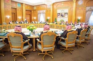 کابینه سعودی