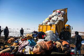 امحا ۴۰ تن کالای قاچاق در مشهد