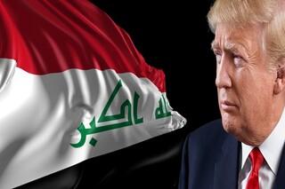 ترامپ و عراق
