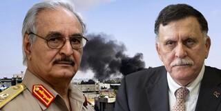 حفتر لیبی