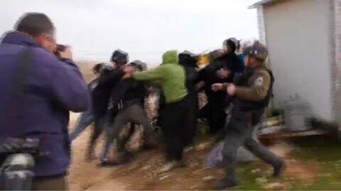 تخریب منازل فلسطین