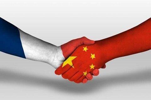 چین و فرانسه