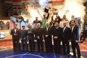 ایران قهرمان بینالمللی ورزشهای زورخانهای و کشتی پهلوانی شد