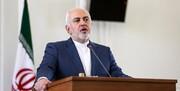 ظریف: ایران همواره در کنار مردم چین بوده است