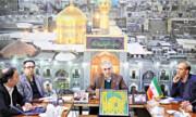 کاهش حضور ۴۱درصدی زائران در خراسان رضوی /برگزاری جلسه کارگروه ملی زیارت به صورت ویدئو کنفرانسی