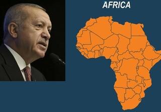اردوغان و آفریقا