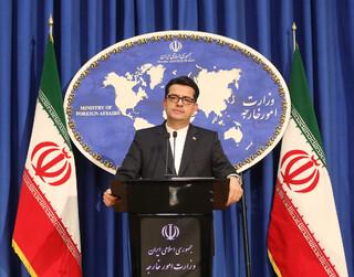 عباس موسوی سخنگوی وزارت خارجه