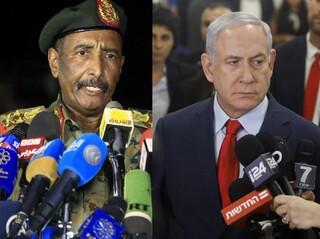 البرهان و نتانیاهو