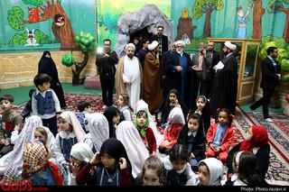 بازدید تولیت آستان قدس رضوی از معاونت تبلیغات اسلامی