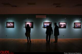 نمایشگاه عکس بدرقه آسمان
