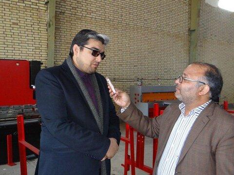 محسن صادقیان - مدیر صندوق کارآفرینی امید بردسکن