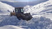 برف مردم و مسئولان گیلان را غافلگیر کرد/آب و برق قطع شد پرواز ها زمینگیر شدند