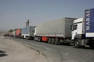 کامیونهای ترانزیتی