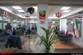 دقایق آغاز رای گیری در ستاد انتخابات خراسان رضوی