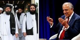 مذاکره با طالبان