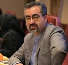 مدیر روابط عمومی وزارت بهداشت کیانوش جهانپور