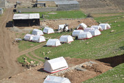 تخلیه اضطراری برخی روستاهای خرم آباد