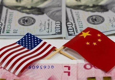 توافق تجاری چین و آمریکا