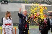ترامپ از کشور هفتاد و دو ملت دستخالی برگشت