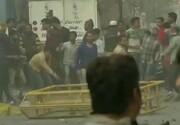 افزایش شمار کشتههای اعتراض علیه سفر ترامپ و قانون تبعیض مذهبی در هند به  ۴۲ نفر