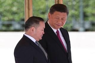 رئیس جمهور مغولستان
