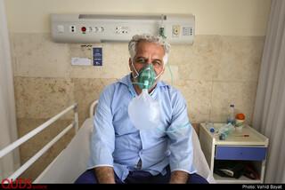 بخش ویژه «بیماران کرونا» بیمارستان شریعتی مشهد