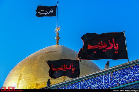 عکسهایی از حرم حضرت زینب س