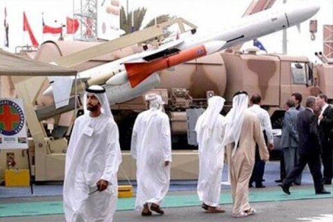 خرید سلاح عربستان