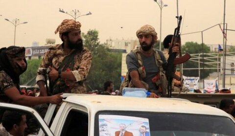شبه نظامیان یمنی
