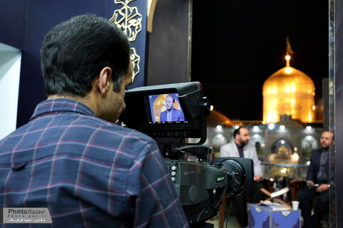 به همت مرکز ارتباطات و رسانه آستان قدس رضوی