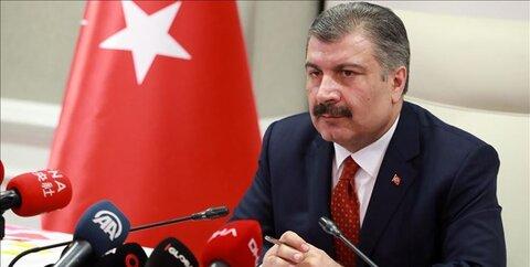 وزیر بهداشت ترکیه