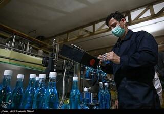 تولید مواد ضدعفونی کننده