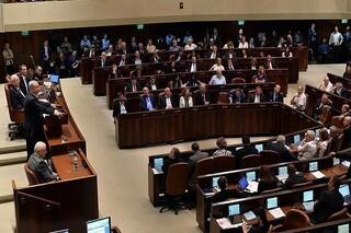 پارلمان رژیم صهیونیستی