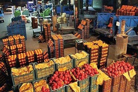 شیراز- میدان میوه و تره بار