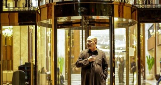 رئیس هیأتمدیره جامعه حرفهای هتلداران خراسان رضوی