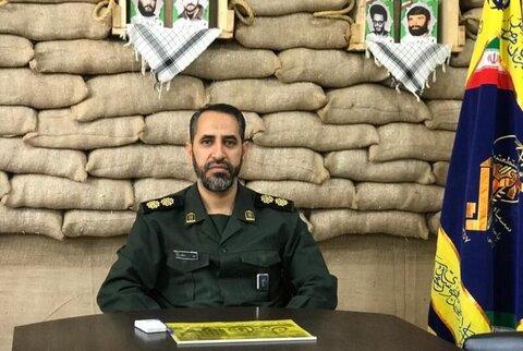 فرمانده سپاه پاسداران ناحیه قوچان