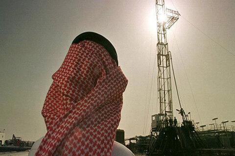 نفت عربستان