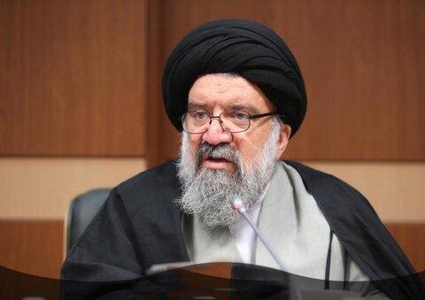 حجت الاسلام والمسلمین سید احمد خاتمی