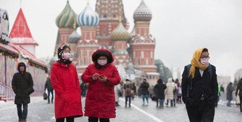 کرونا در روسیه