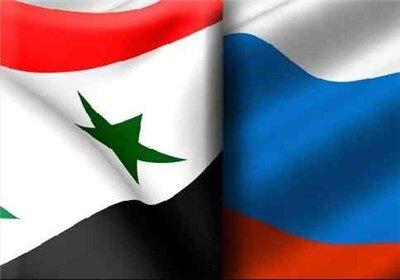 روسیه و سوریه
