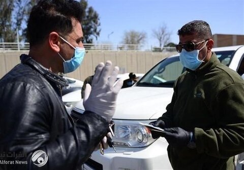 کرونا در عراق