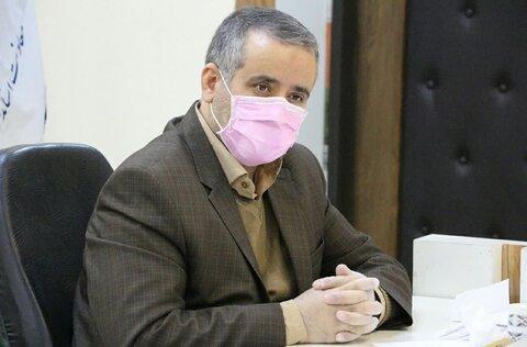 سید محمدرضا هاشمی - فرماندار مشهد