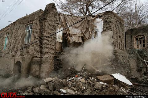 مناطق سیل زده داورزن - خراسان رضوی