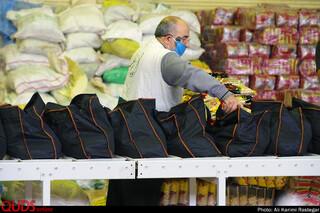 آمادهسازی ۱۵۰ هزار بسته غذایی ویژه نیازمندان حاشیه شهر مشهد