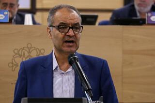 نائب رئیس شورای شهر مشهد