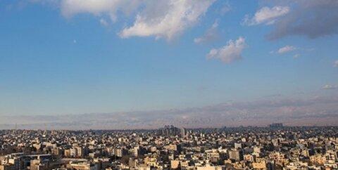وضعیت هوای مشهد